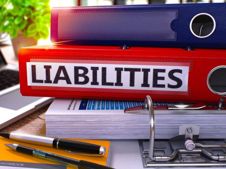 When investing, taking responsibility, accounting for your liabilities is quite important