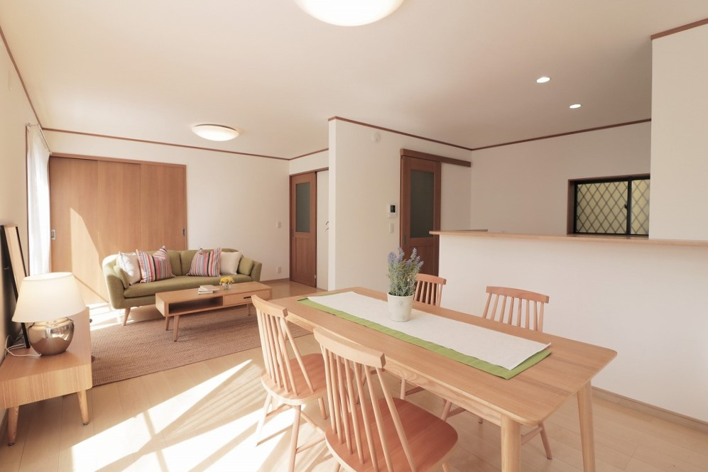 Single family home which is located in Reno Higashi of Toyonaka City was sold in September 2020.