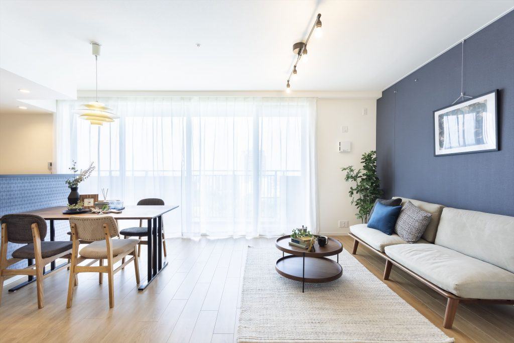 Condominium located in Toyonaka City which was sold in September 2020.