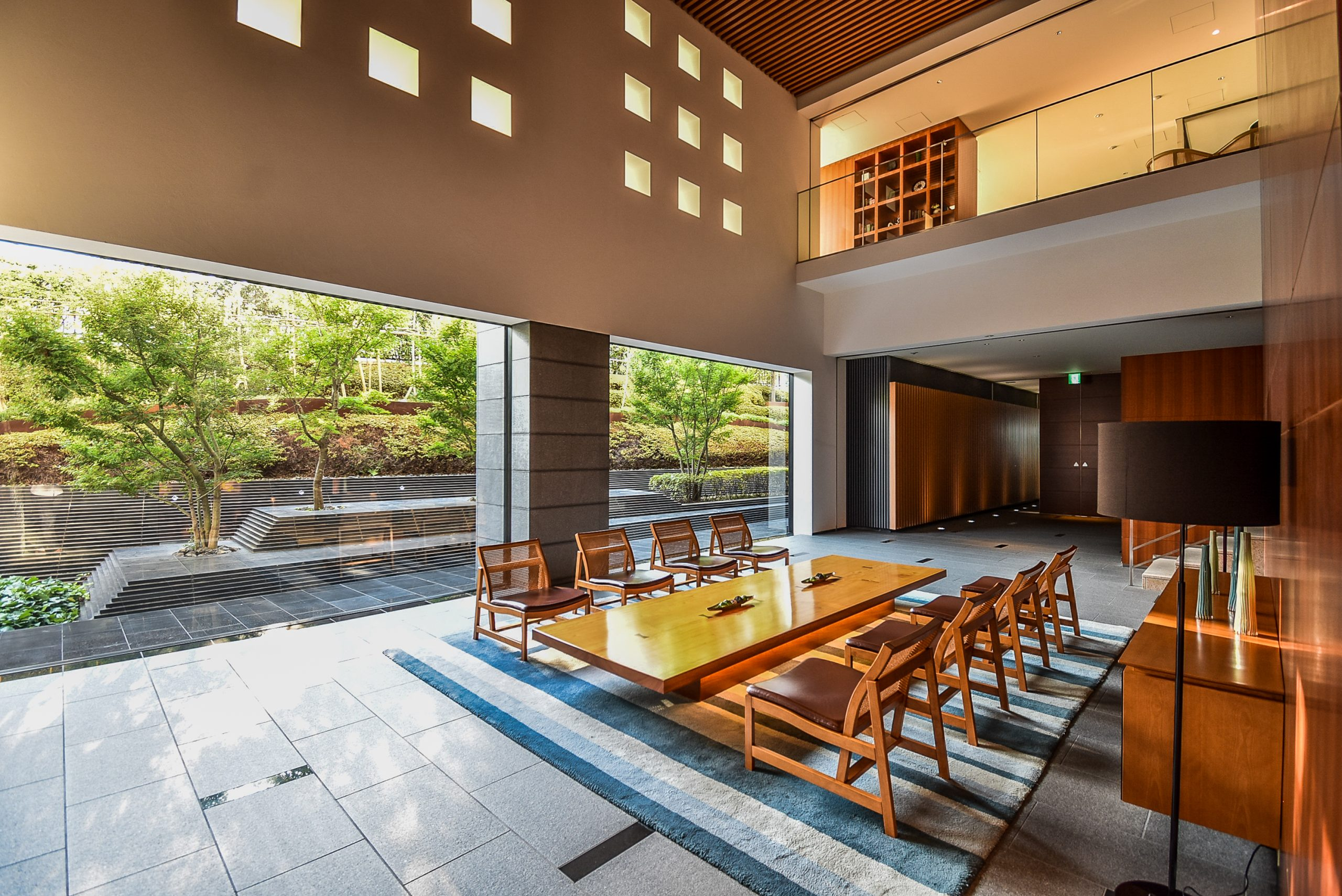 The Senri Residence Common Area
